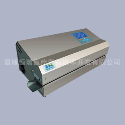 HR-100D型连续带打印封口机(不锈钢)